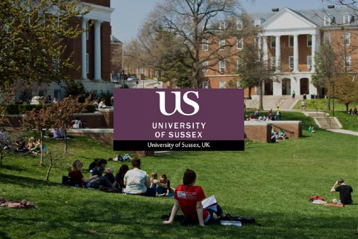 Chancellor's International Scholarships at the University of Sussex, UK