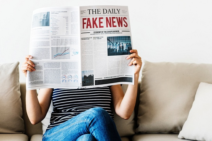 Fake news: The thief robbing journalism of its pride